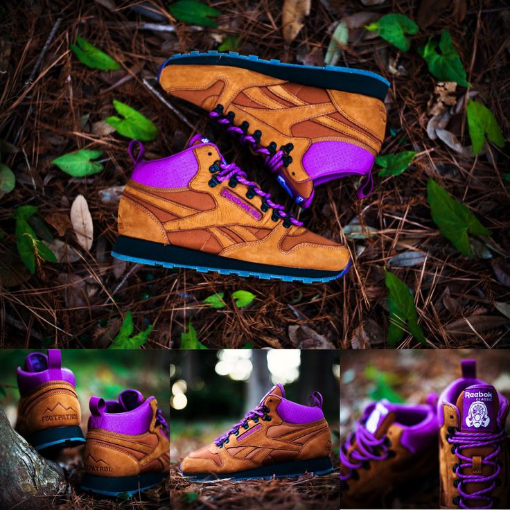 "Foot Patrol & Reebok Classic Leather Mid ""On The Rocks"" - released on November 23, 2013."