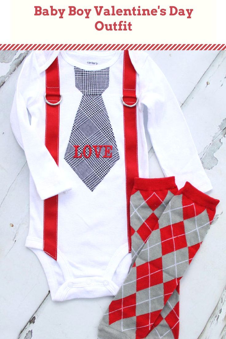 I Always Loved Leg Warmers On My Boys! Baby Boy Valentineu0027s Day Outfit  First Valentineu0027s Day Leg Warmers.