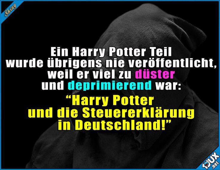 Harry Potter und die Steuererklärung… LoL :-D