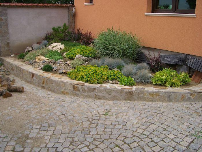1001 Ideen Und Bilder Zum Thema Steingarten Anlegen Steingarten Anlegen Steingarten Und Garten