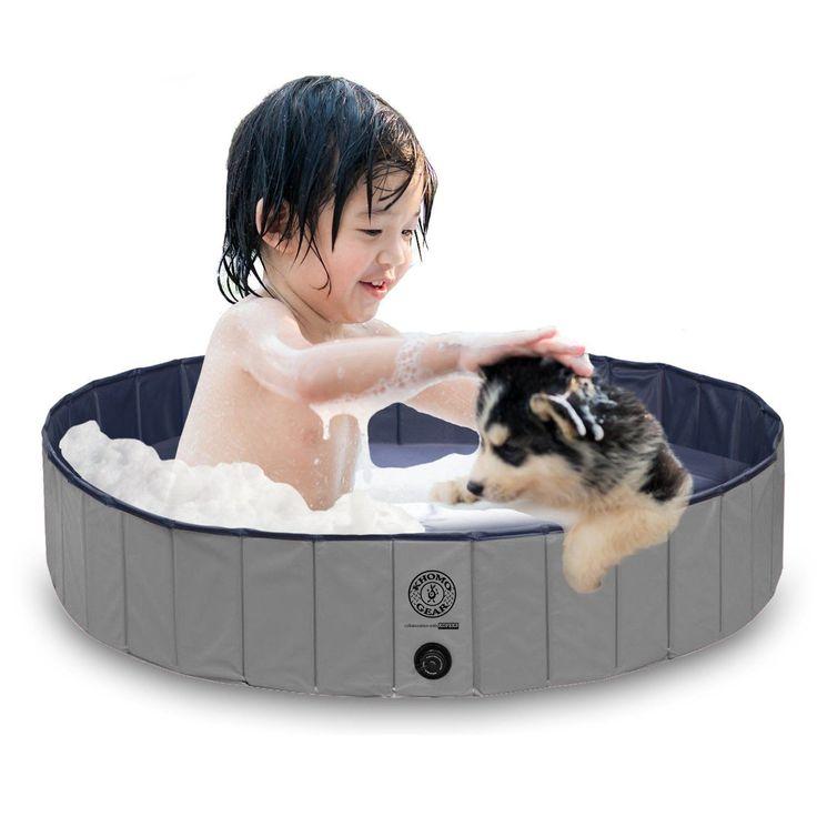 Portable Pool Outdoor Swimming Foldable Pool Bathing Tub