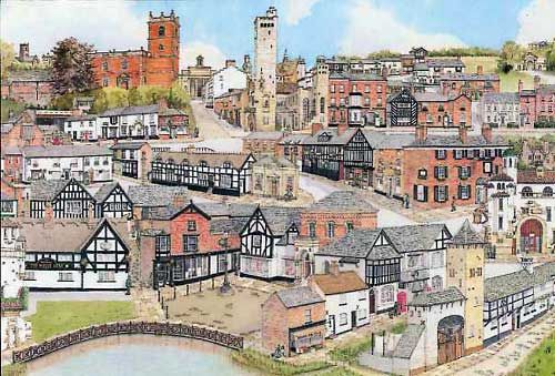 my hometown knutsford