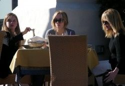 Dakota Johnson Life: HQ Pictures of Dakota with Melanie & Stella in Los Angeles on February 15, 2009.