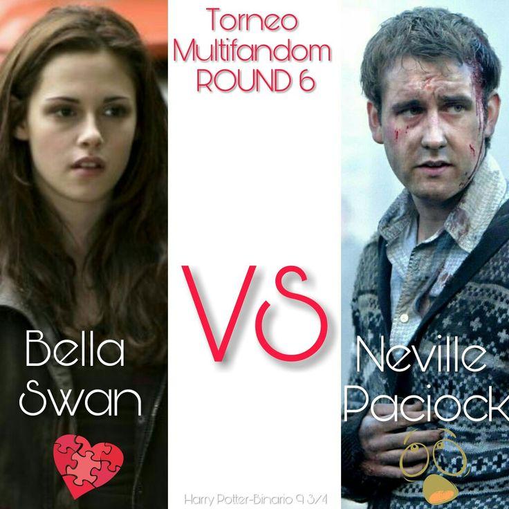 Round 6 ⚡ Chi preferite tra :  ❤ BELLA SWAN  😮 NEVILLE PACIOCK   ⚡Hermione⚡