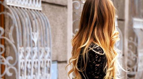 #Mechas californianas caseras
