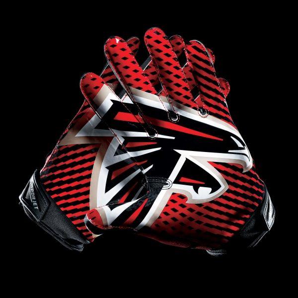 images of atl falcons | Atlanta Falcons Handschuh mit Team Logo