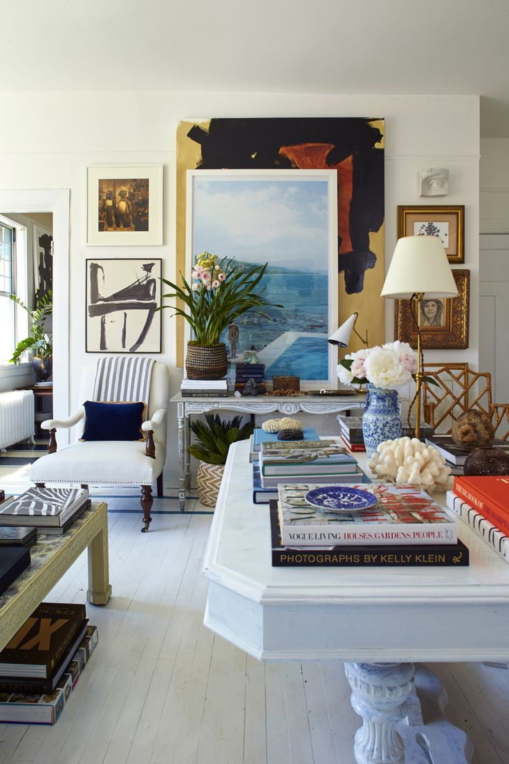 Living room by william r mclure iv layers accessories art interiorsmodern