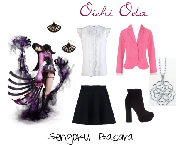 Oichi, created by elocinecko on Polyvore