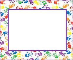 Resultado de imagem para bordas coloridas para cadernos