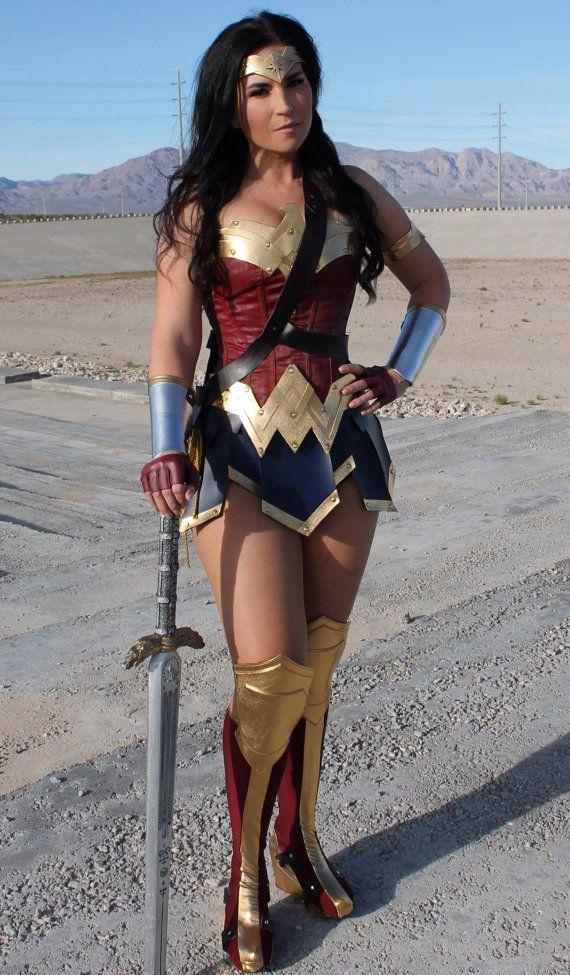 Best 25 Diy Wonder Woman Costume Ideas On Pinterest -7264