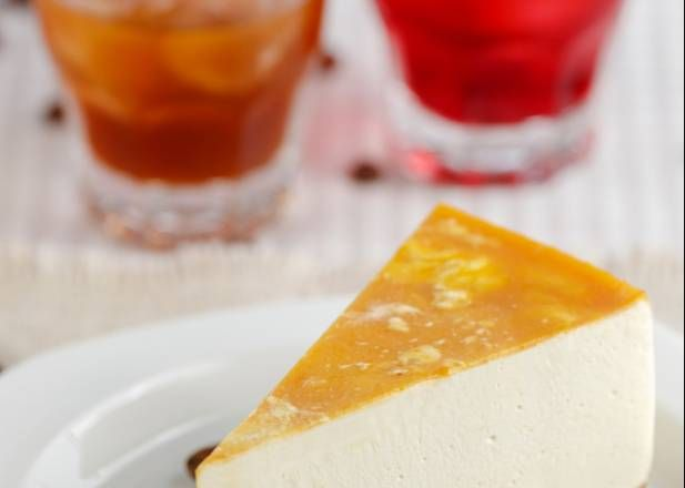 HealthCheesecake au fromage blanc