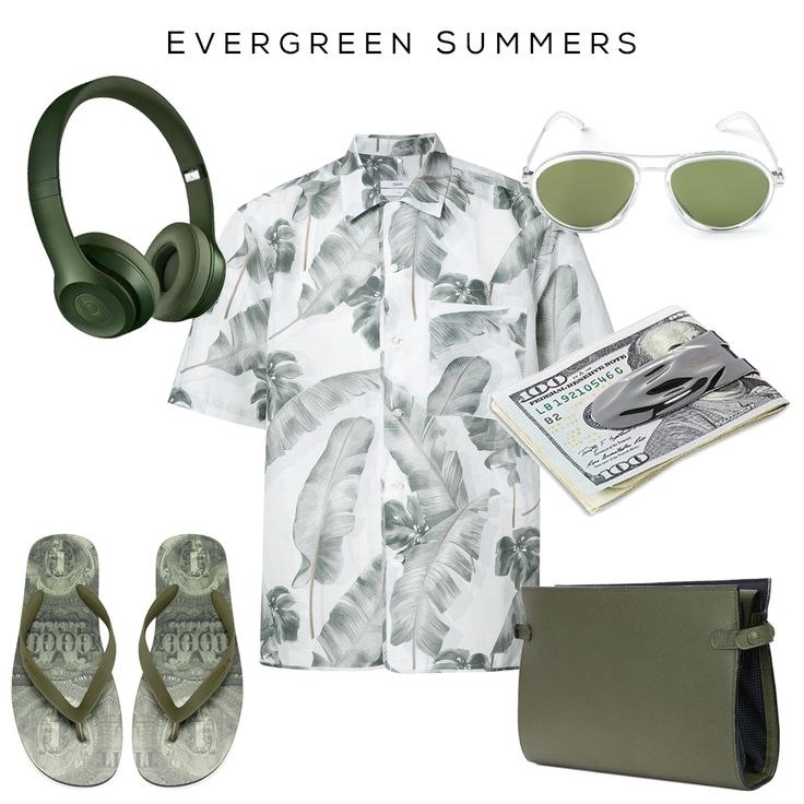 Live richly |Clockwise: Featherprint Shirt by OAMC, 'DD1.2' sunglasses by MYKITA, MAKT money clip by SVORN, Multipockets bag by VALEXTRA, Dolla-print Flip-flops by GIVENCHY, Beats Solo2 Headphones by BEATS | #moneyclip #money #summer #summerstyle #luxury #gadgets #givenchy #beats #mensaccessories #edc #streetstyle #streetstyleluxe #streetstyles #streetwear #streetwearfashion #urbanstyle #everydaycarry #mensluxury #mensfashion #mensfashionstyle #menfashion #rich #streetfashion #menswear…
