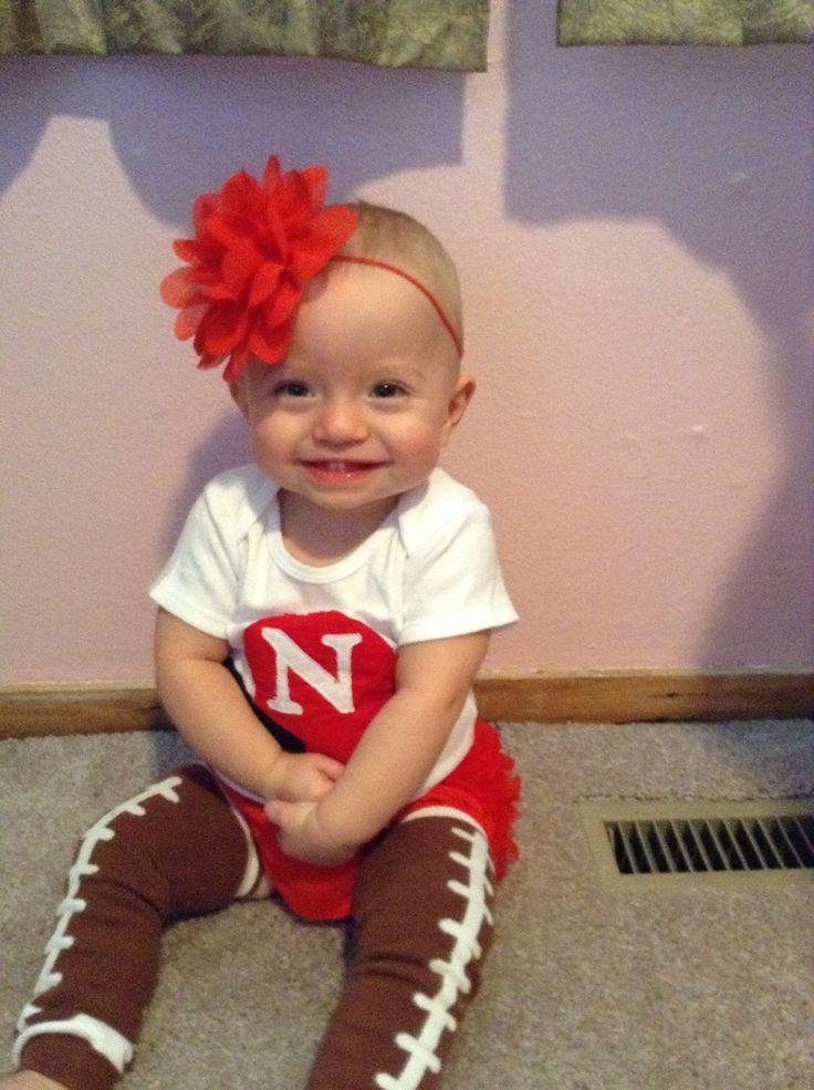 Best Nebraska Cornhuskers Baby Fun Images On Pinterest - Baby helmet decalsbaby helmets lee pinterest creative baby helmet and babies