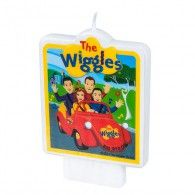 Wiggles Candle New Group $8.95 A010874
