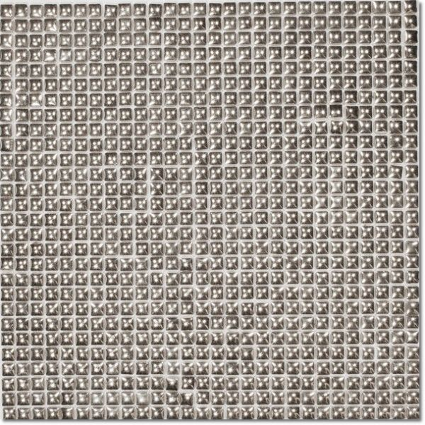 Dell'Arte - mozaiki dekoracyjne Silver 10 (plaster 30x30)