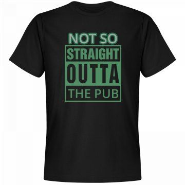 St. Patrick's Pub Tee | BlueRose Creations - Customized Girl