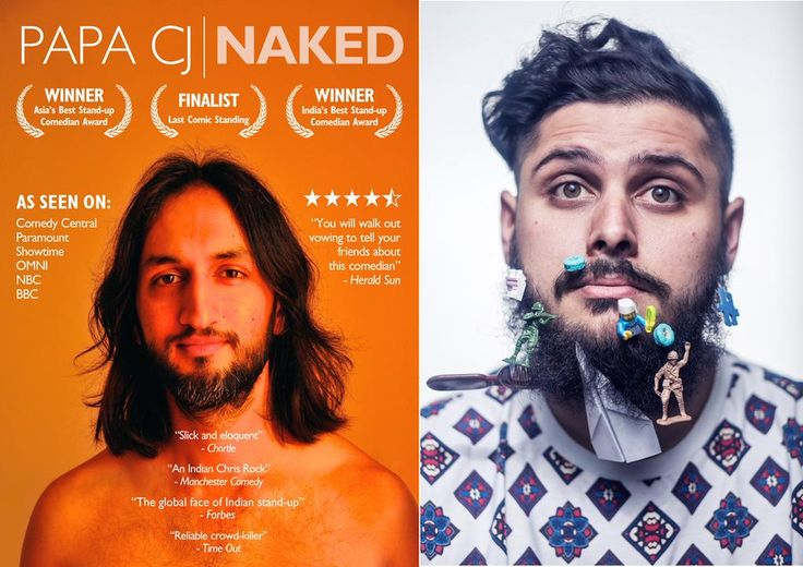 One night, one show , unlimited laughter! #PapaCJ & @simmiareff #Naked @ #SuncoastCineCentre https://www.cinecentre.co.za/movie/4085/