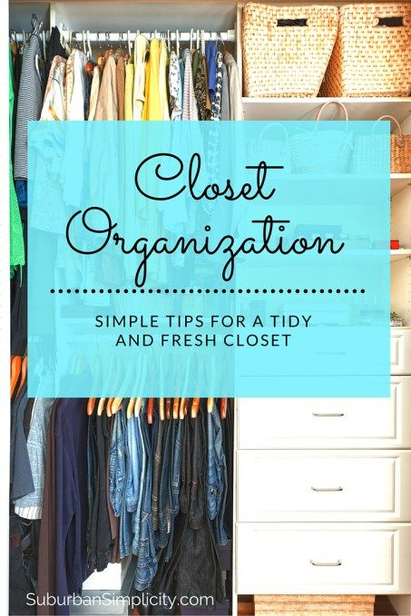 organizing a small kitchen closet organization simple tips for a tidy and fresh 3788