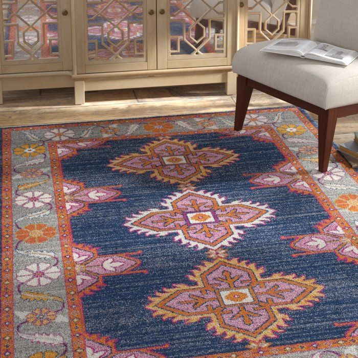 Arteaga Navy Gray Area Rug Grey Area Rug Area Rugs Blue Area Rugs