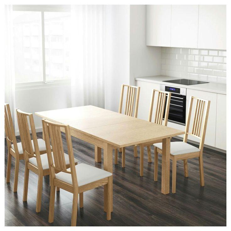 http://www.ikea.com/gb/en/products/tables/dining-tables/bjursta-extendable-table-oak-veneer-art-80116266/