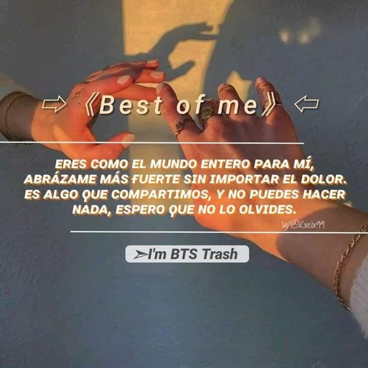 Bts Frases Frases De Canciones Tumblr Citas Bts Frases De Letras De Canciones