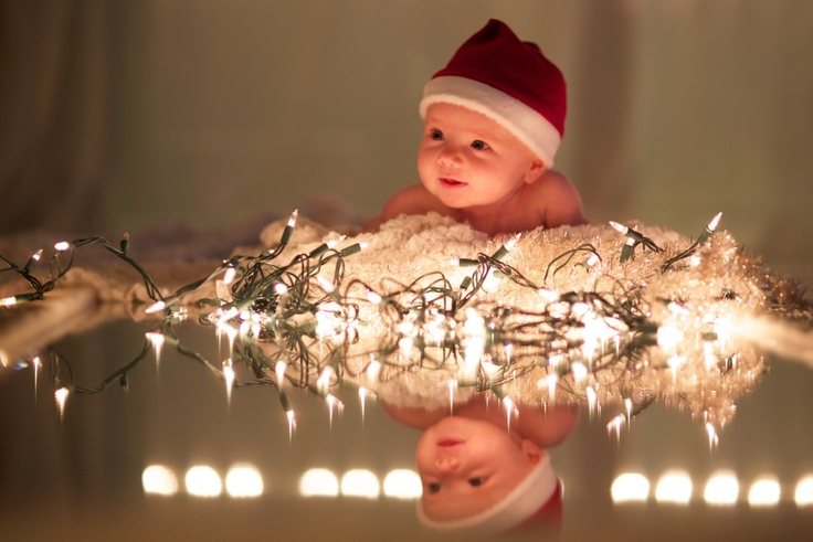 First Christmas photo. Photo credit-Courtney Perkins from Lenscapphotography.com