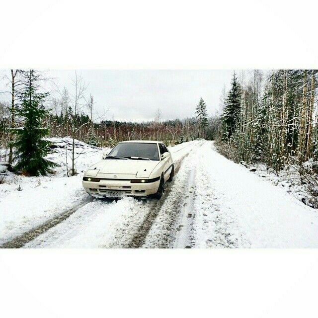 Mazda 323f / Finland