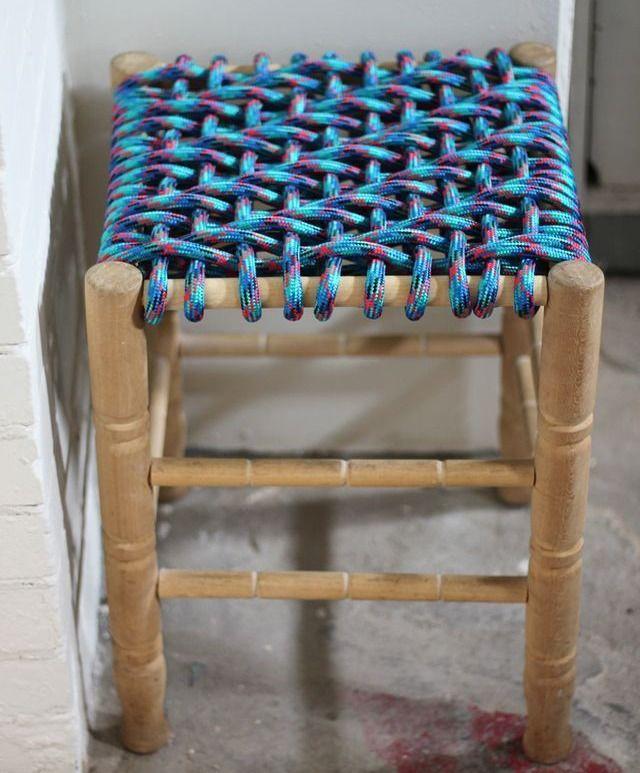 Seat Weaving Illustrated
