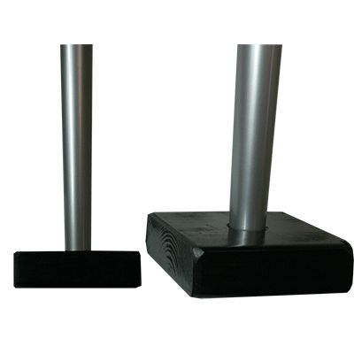 Appearing Stripper Pole (with Base) - Trick