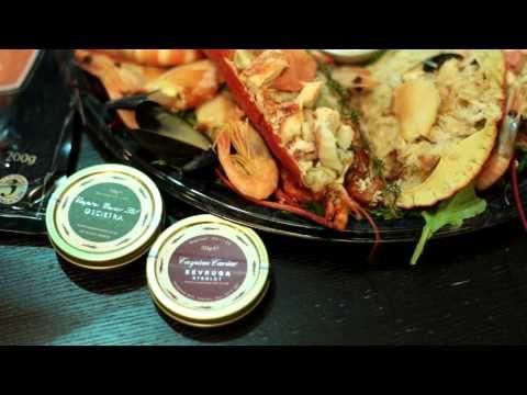 Christmas Countdown Shrewsbury - Barkworths Seafoods #SourceDesign #Christmas #Independent #Retail #Video #Shrewsbury
