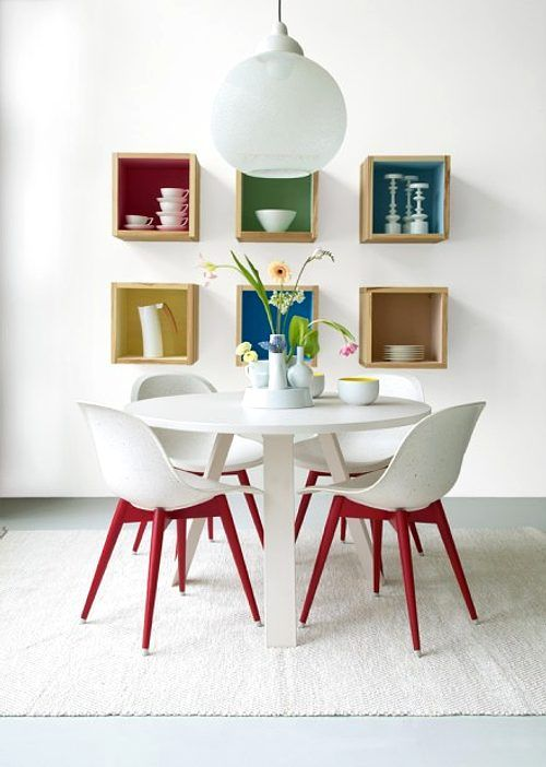 144 best images about comedor dining room on pinterest for Comedores originales