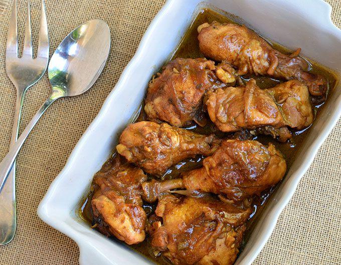 Chicken Bistek.