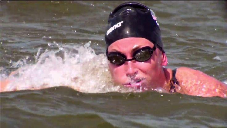 Os melhores nadadores de águas abertas do mundo no #FINABudapest2017  Cr...