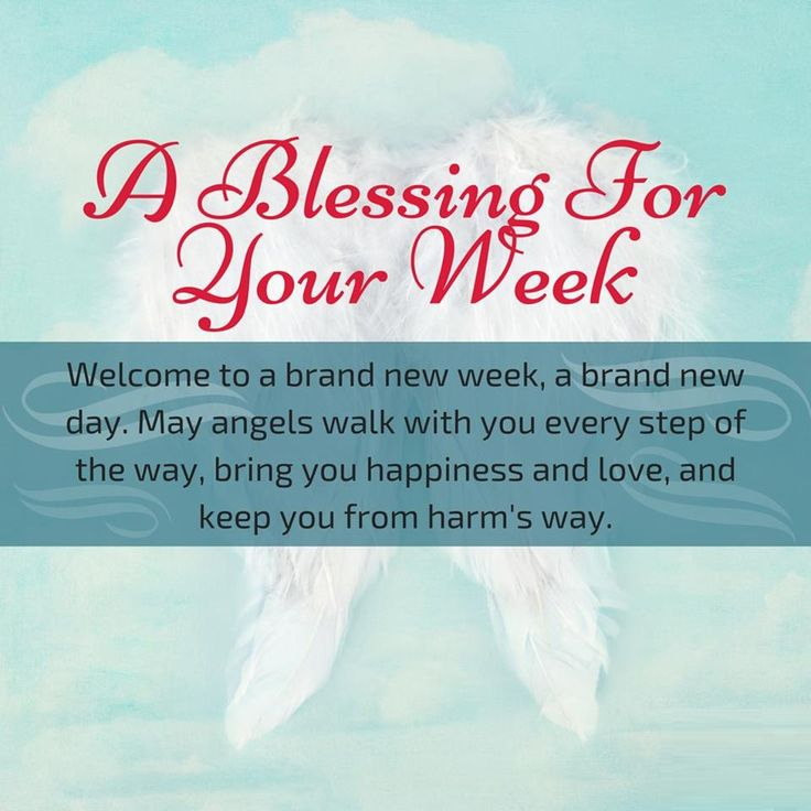 Pinterest • The world's catalog of ideas  Weekly Blessings