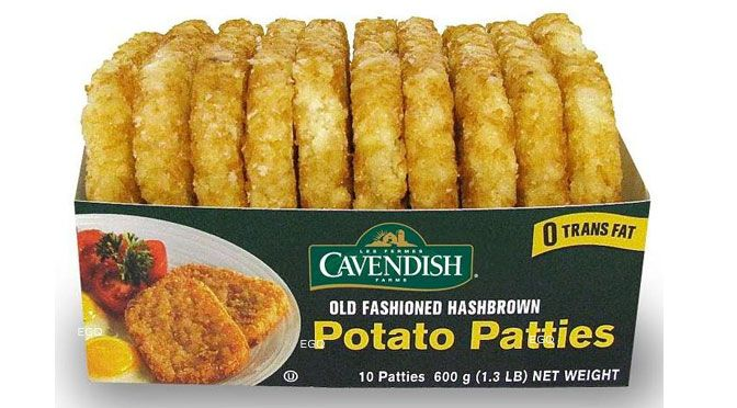 Coupon rbais patates-cravendish