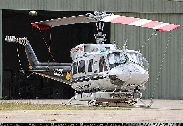 Bell 214B-1 Biglifter - New addition to the NSW Rural Fire Service operated by McDermott Aviation