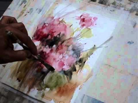Watercolor Demo IV