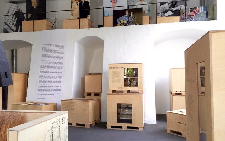 neues Intro für das Historische Museum Bielefeld