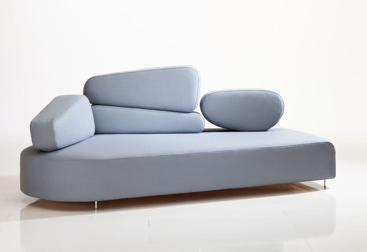 Sofa / Wohnlandschaft mosspink 9