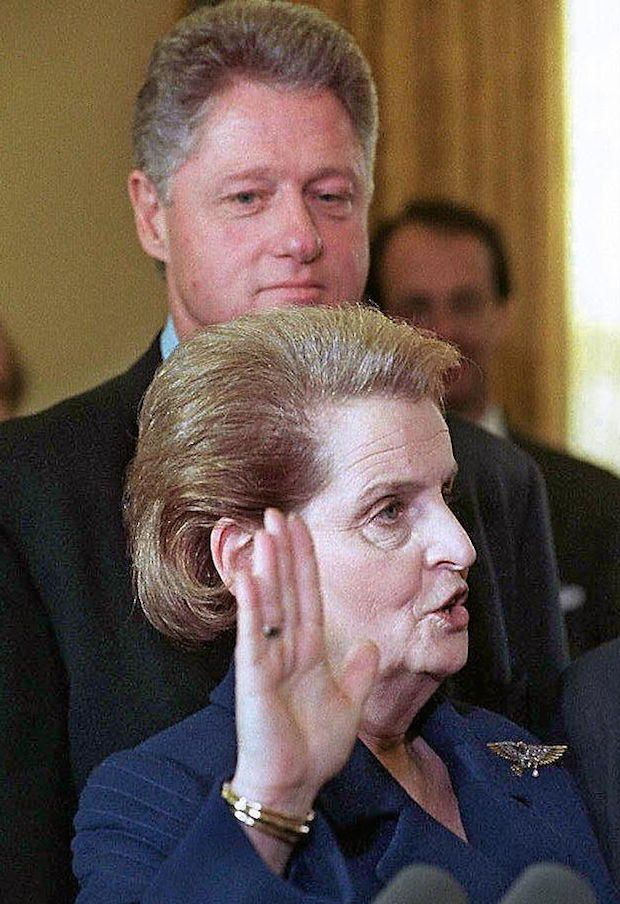 15 Things You Didn't Know About Madeleine Albright