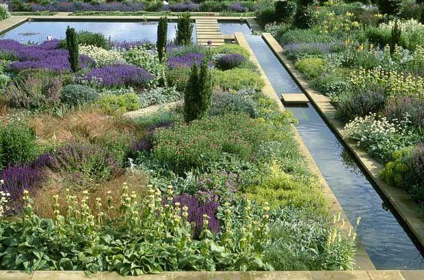 Ten of the best dutch influenced gardens dutch for Contemporary gardens 10 of the best