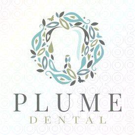 Plume+Peacock+Dental+logo