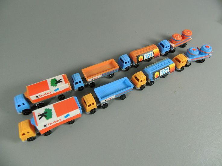 6305 = Coches Camiones Semi Remolque UE 1985 Con Tomar Placa de Suelo 2 Juego A 4 | eBay