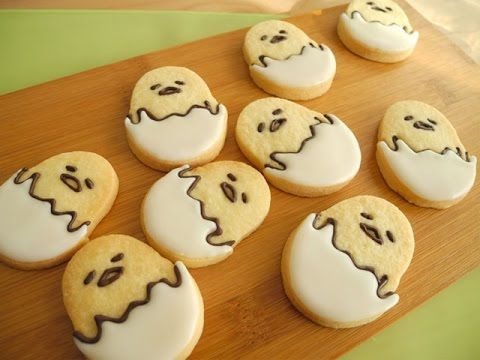 Chip & Dale icebox cookies!チップのツムツム風クッキーレシピ - YouTube