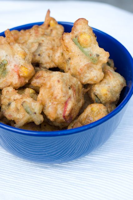 Cucur Udang (Prawn Fritters) Recipe: prawn fritters. Almost every ...