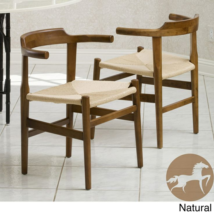 Christopher Knight Home Ranger Wood Chair (Set Of 2) | Overstock.com  Shopping