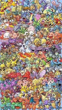 Epic Pokemon Generation 1 - Sprite Stitch Wiki - Wikia