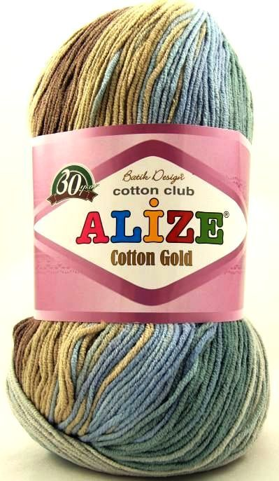 Cotton Gold Batik 4148