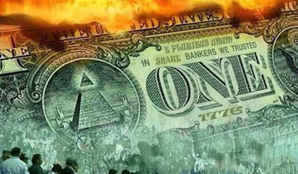 Peter Schiff: Death of the US Dollar is Imminent; Fed Out Of Options