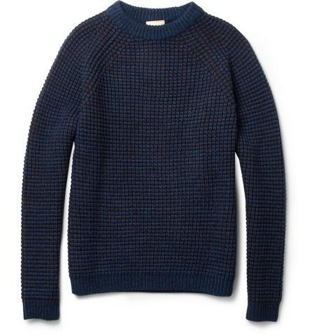 Wooyoungmi Waffle-Knit Sweater | MR PORTER